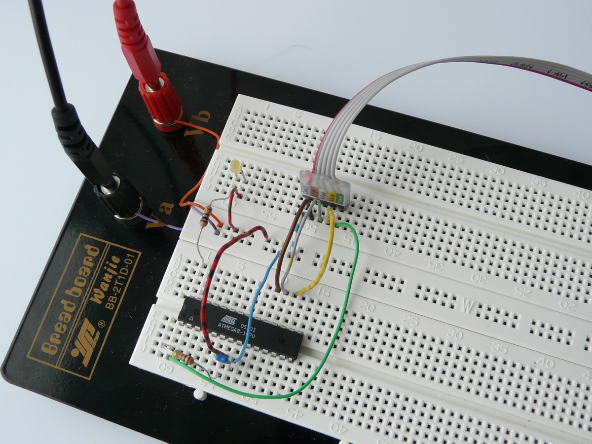 Pic Microcontrollers Ex les In Assembly Language Appa Fig also Img likewise F Aff Ef Ed D Ee additionally Led Test Circuit Breadboard also Atmega. on first programming steps to microcontrollers